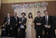 Wedding at Ciputra Hotel by Sky Wedding Entertainment Enterprise & Organizer