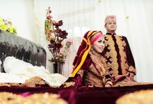 Aad & Mutia Wedding by Pardeo Photograph