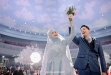 The Wedding of Reza & Fira by alienco photography