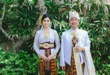 Nathaniel & Glorynda Wedding by Tefillah Wedding