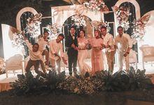 Joy & Jaquiline 's Wedding by Jadi Musik Project