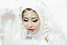 Wedding of Candra & Lintang by Toms up photography