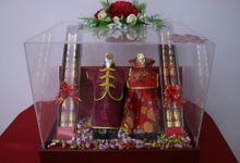 Sangjit Box by Art of ME