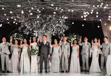 Wedding of Kevin & Putri - Moms and Sisters of Bride and Groom BALI by Michelle Alphonsa
