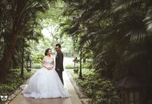 Wedding Yuki & Iren by KianPhotomorphosis