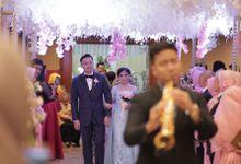 The Wedding of Desty & Hadyan by Desmond Amos Entertainment