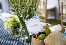 BLUE DECOR by Bali Wedding Production