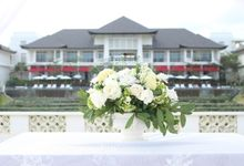 Benny and Eva Wedding by Rumah Luwih Beach Resort