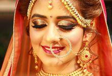 bridal makeup by Makeup Mistress