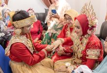 Traditional Wedding by Tanda Masa