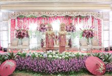 Tradisional Palembang Wedding Of Revina & Rendi by Finest Organizer