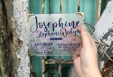 JOSEPHINE STEPHANI WIDYA 17th BIRTHDAY by Invitation by Pipin
