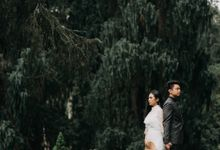 Edy & Edrea Preweding by Will & Kev by MA Fotografia