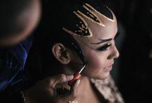 gatya & abi wedding day by Portlove Studios