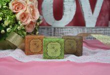 Souvenir Sabun 40 gram by Bali Soap