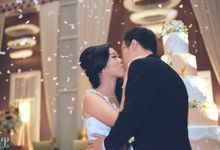 Danny & Maylinda wedding by lop