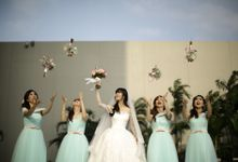 The Wedding of Giovanny & Audrey  by Lavene Pictures