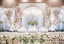 Thamrin Nine Ballroom 2021.03.13 by White Pearl Decoration