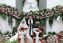 The Wedding Of Jessica & David by Villa Srimanganti