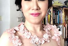 Edwina Bridal by Lili Makeup Specialist