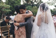 Wedding of Angelia & Kharisma -  Mother of the Bride and Groom by Michelle Alphonsa