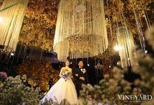 Deny & Yunita by Vineyard Art Decoration