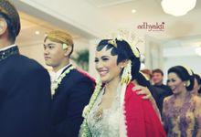 Smitha & Ega by Adhyakti Wedding Planner & Organizer