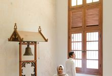 The Prewedding of Fitri and Muammar by byasa photo