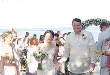 Danielle & Brandan Wedding At Westin, Nusa Dua by Bali Becik Wedding