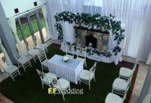 wedding Ardi dan fedby by Fiora Fairuz Wedding (Faiqa Decoration)