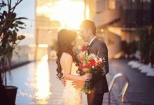 Yusmin & Marlina Wedding Day by Dfleur Photography