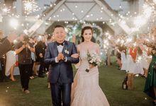 The Wedding of Ricky&Erni by Light Organizer Bali