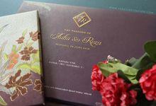 Aulia & Reza by Vinas Invitation