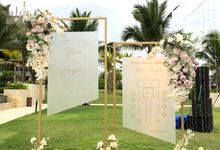 STEVEN & ELYSIA by Reena Event Stylist House