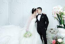 Prewedding Fanny & Hendra by ChrisYen wedding boutique