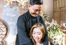Wedding of Agung & Velysia by Cinestars Film
