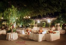 Dinnia & Rama by Adhyakti Wedding Planner & Organizer