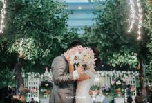 SMESCO CONVENTION WEDDING OF ENRY & OLIVIA by alienco photography