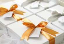New Box Bridesmaid And Groomsman Gift by Roopa
