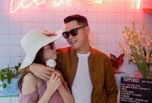 Denis & Angel, Pre Wedding Shoot by Andie Oyong Project