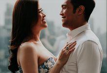 Prewedding Manu & Clarissa by Monchichi