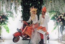 Shavira & Ilham Wedding by HENRY BRILLIANTO