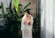 Wedding at Akhyana Village by Nagisa Bali