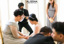Wedding Day Christin-Effendy at The Westin Jakarta part 2 by Alissha Bride