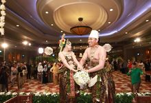 Wedding ULY SASONGKO dan ARIEF SETIAWAN by JACK HARYANTO MC