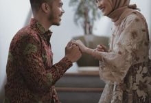 Putra and Dwi Engagement by setaphotography