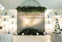 Agung & Ardilla by STEVE'S DECOR