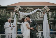 Wedding of  Agnes & Jet by Nika di Bali
