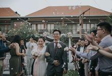 Wedding of  Agnes & Jet by Ananda Yoga Organizer