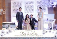 Kai & Mira Wedding by Unico